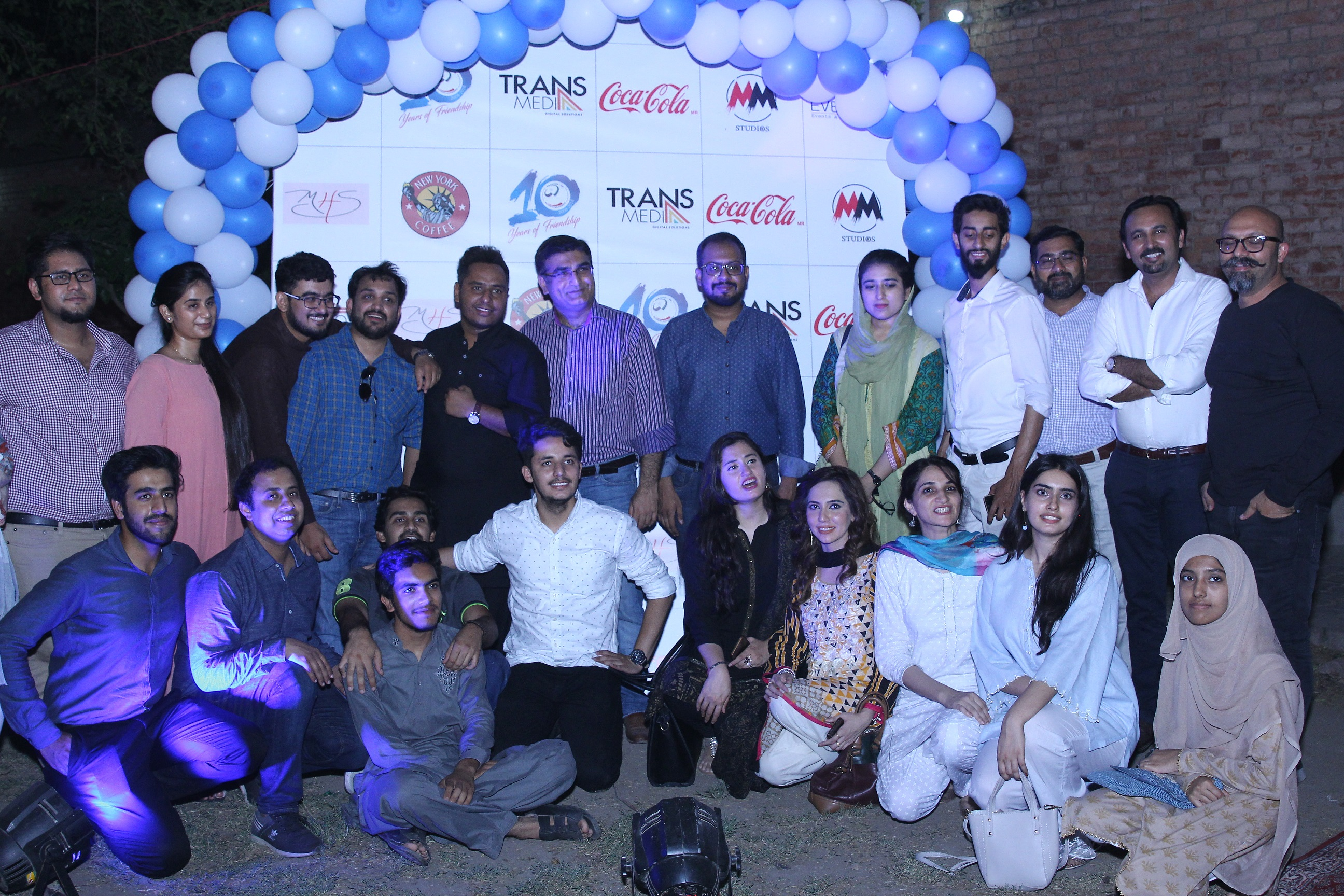 PUAN hosted Iftar Lahore SOS Kids