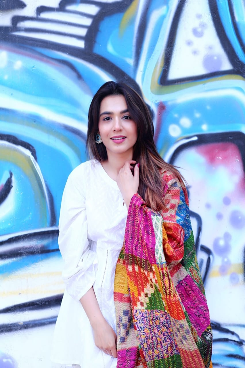MANSHA PASHA TO STAR IN SURKH CHANDNI
