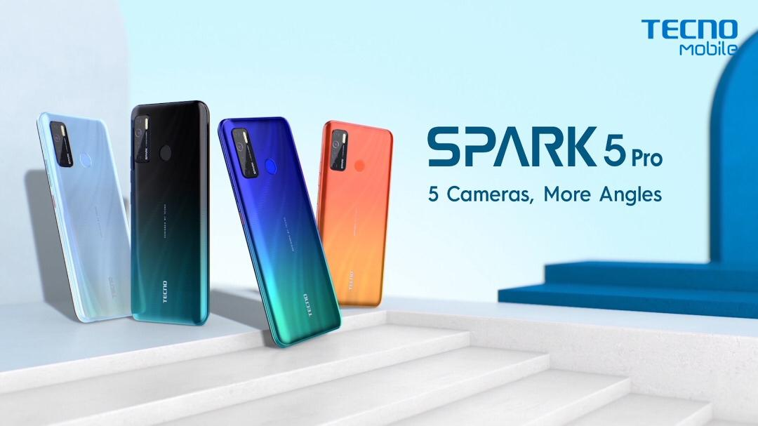 TECNO SPARK 5 Pro Series Review: Your Choice of 2020