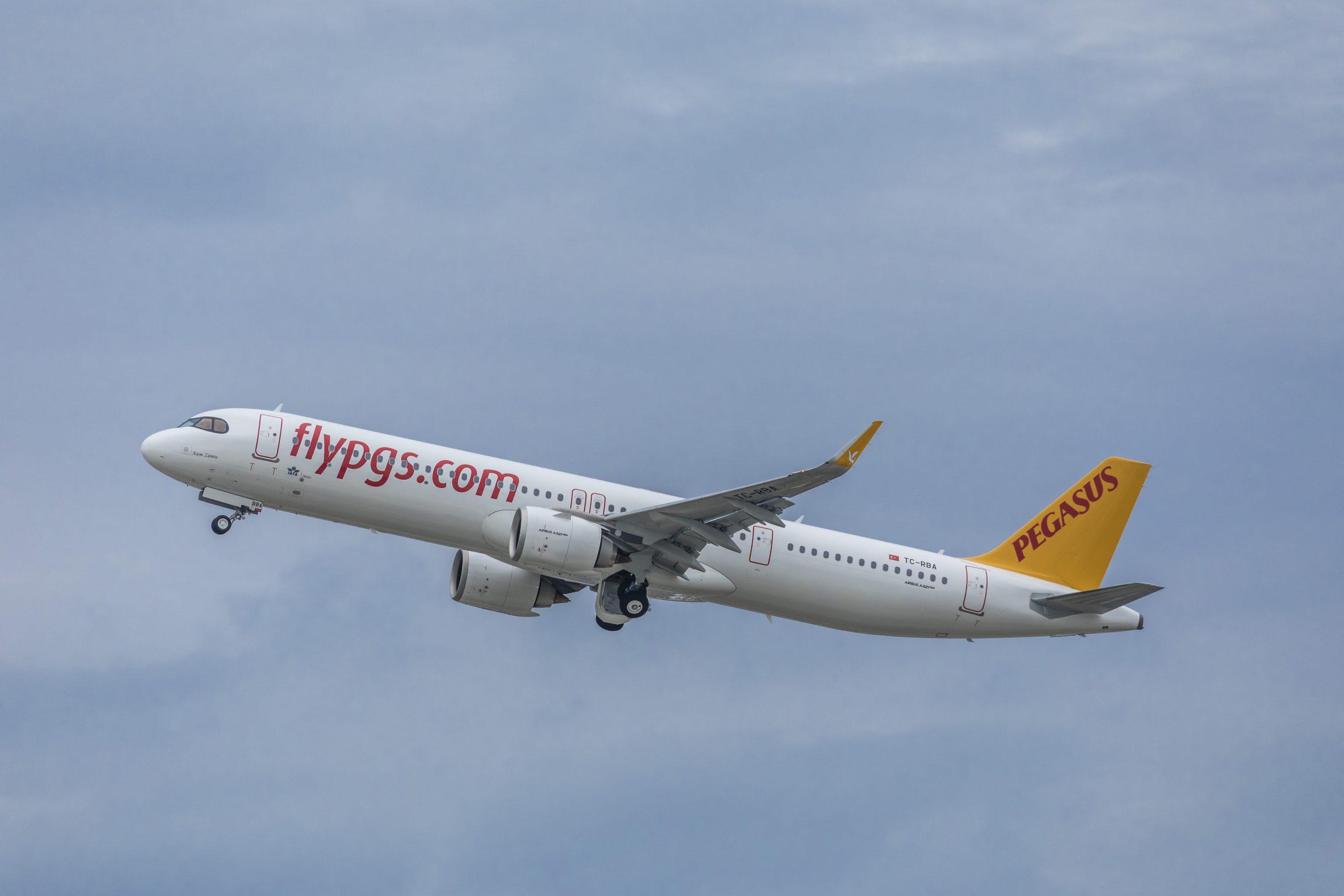 Pegasus Launches Flights to Karachi, Pakistan